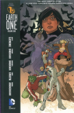 Teen Titans Earth One Vol. 1 -- The Teen Titans never felt like normal kids ... but they had no idea how right they were. Their seemingly idyllic Oregon upbringing hides a secret -- one that will bring killers, shamans, and extraterrestrials down on their heads, and force them into an alliance that could shake the planet to its foundations!